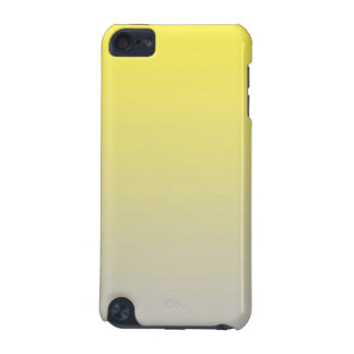 Yellow & Gray Ombre iPod Touch 5G Cover