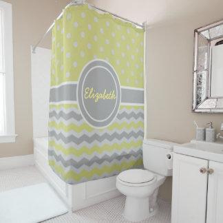 Light Gray Shower Curtains | Zazzle
