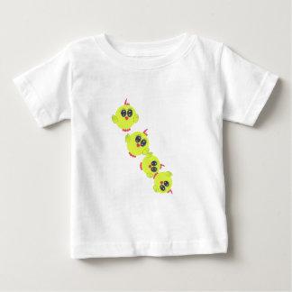 Yellow Green Baby Bird Baby T-Shirt