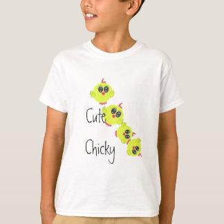 Yellow Green Baby Bird T-Shirt