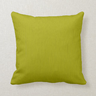 Yellow green background throw pillow