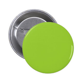 Yellow Green 2 Inch Round Button