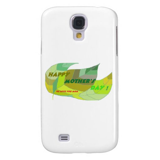 yellow green leaves samsung galaxy s4 covers