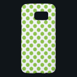 "Yellow Green Polka Dots Samsung Galaxy S7 Case<br><div class=""desc"">This design is available on more products! Click the 'Available On' Link on this Product page to see them all! Also, the background to this image is transparent, so you can totally change the background color! Be sure to check out all other options to customize your selection! Thanks for looking!...</div>"