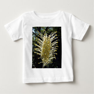 Yellow Grevillia Baby T-Shirt