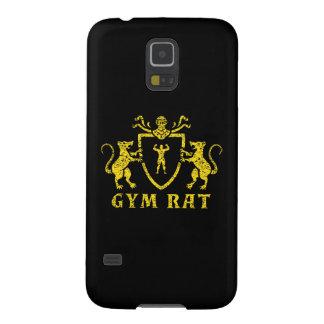 Yellow Gym Rat Samsung Galaxy S5 Case