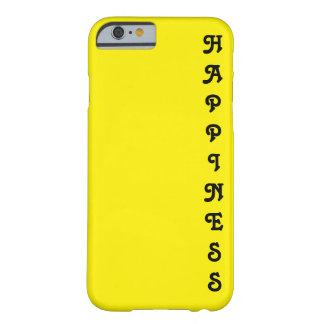 Yellow Happiness iPhone 6/6s Case