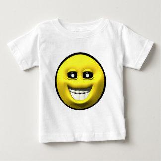 Yellow happy smiley baby T-Shirt