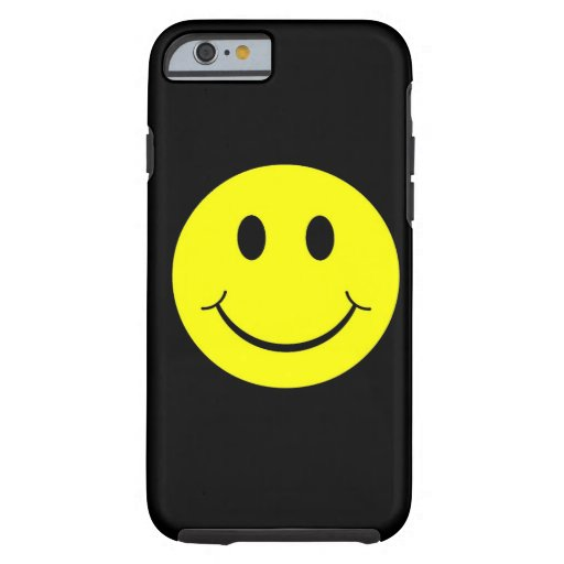 iphone smiley faces yellow happy smiley iphone 6 zazzle 1318