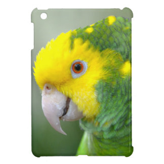 Yellow Headed Amazon iPad Mini Covers