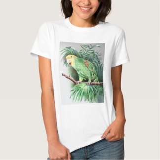 Yellow-Headed Amazon Parrot Tshirt