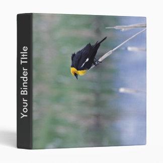 Yellow-headed Blackbird Binders