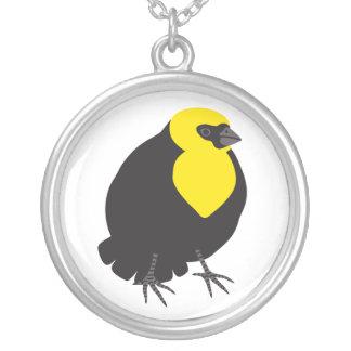 Yellow-headed Blackbird Pendant