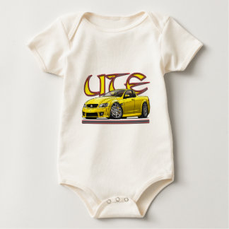 Yellow_Holden_UTE.png Baby Bodysuit