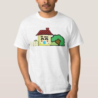Yellow Home Key T-Shirt
