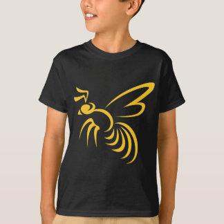 Yellow Hornet Logo T-Shirt
