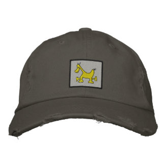 Yellow Horse Cap