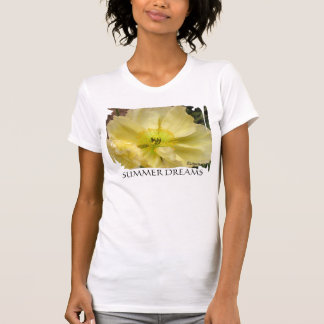 Yellow Iceland Poppy Tshirt