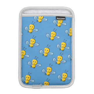 Yellow Insects Sleeve For iPad Mini