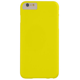 Yellow iPhone6 Plus Case Barely There iPhone 6 Plus Case