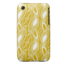 Yellow iPhone Case in Bollywood iPhone 3 Case
