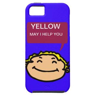 YELLOW. iPhone SE/5/5s CASE