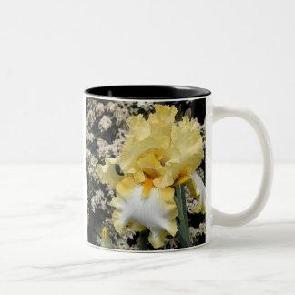 Yellow Iris Mug