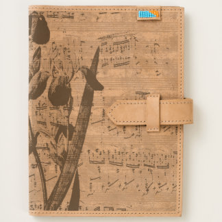 yellow iris music journal