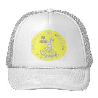 "YELLOW ""It Evil"" Mesh Hat"