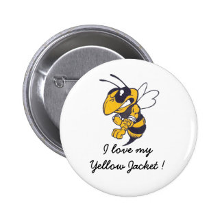 Yellow jacket button