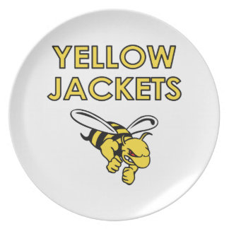 YELLOW JACKETS FULL CHEST PLATES