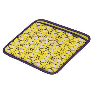 Yellow Jackets Stingers iPad Sleeve