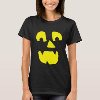 Yellow Jackolantern Face shirt