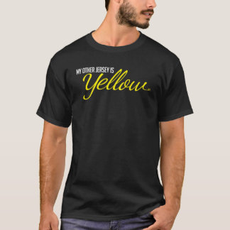 Yellow Jersey T Shirt