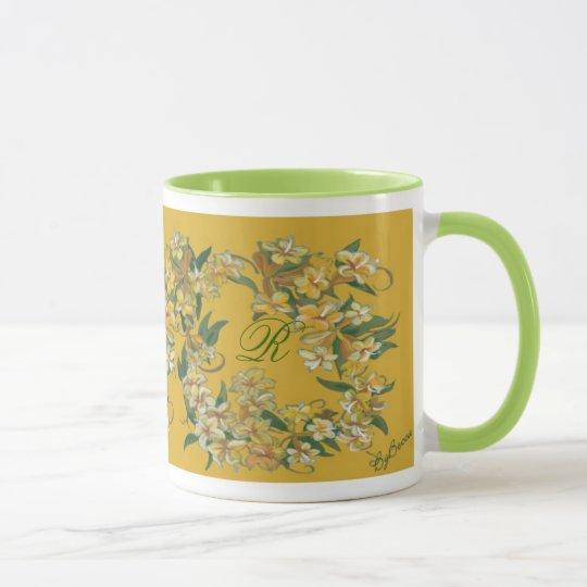 Yellow Jessamine - The SC State Flower Mug