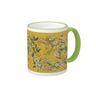 Yellow Jessamine - The SC State Flower Ringer Mug