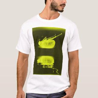Yellow Junebug Reflection T-Shirt
