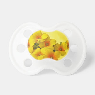Yellow Kalanchoe - Succulent Sunshine Pacifier