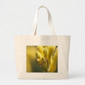 Yellow Kanga Canvas Bags
