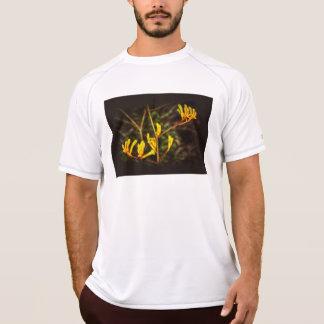 Yellow Kangaroo Paw flower T Shirts