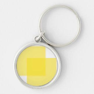 yellow key chain