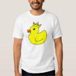 Yellow King Rubber Duck T-Shirt