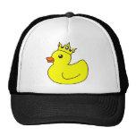 Yellow King Rubber Duck Trucker Hat