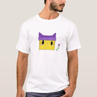 Yellow Kitty T-Shirt