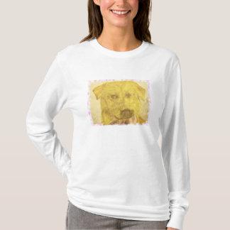 yellow lab art T-Shirt