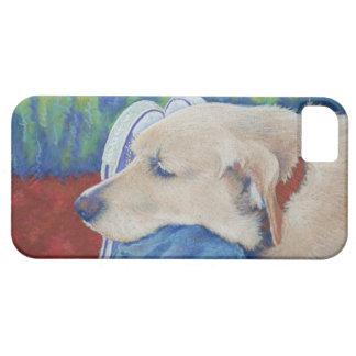 Yellow Lab Labrador Retriever iPhone 5 Cover