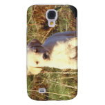 Yellow Lab Puppy Galaxy S4 Cases