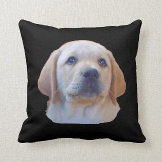 Yellow Lab Pillows - Decorative & Throw Pillows Zazzle