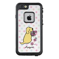 LifeProof® FRĒ® for iPhone® 5/5S/SE Case with Labrador Retriever Phone Cases design