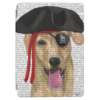 Yellow Labrador Pirate 2 iPad Air Cover